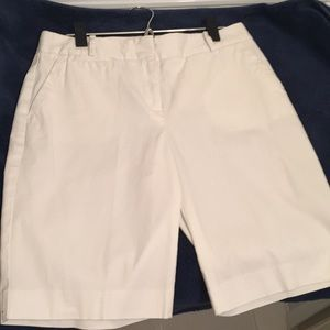 Talbots White shorts